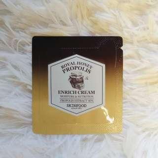 Skinfood Royal Honey Propolis Enriched Cream Sampler