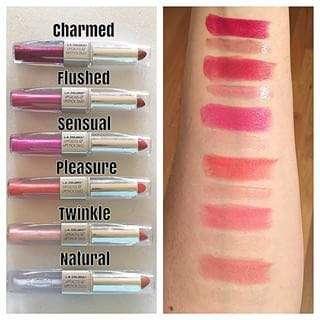 (NEW) L.A Colors Lipgloss & Lipstick Duo