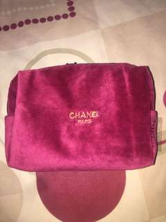 CHANNEL POUCH