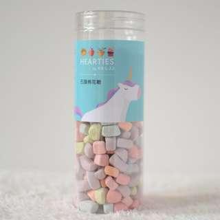Hearties Marshmallow Gems by KK & JJ