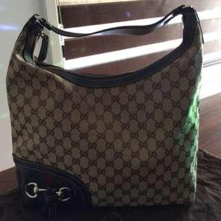 GUCCI Hasler tote handbag