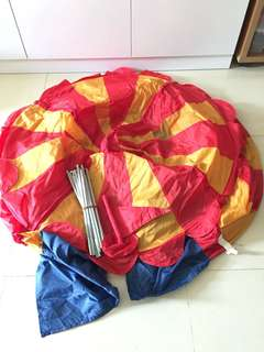 Preloved Ikea tent