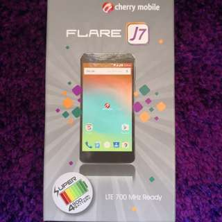 Cherry Mobile Flare J7 4900mAh Battery LTE Ready