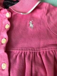 Ralph Lauren dress for baby girl