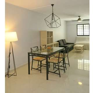 Exciting! Blk 155 Hougang for Rent, Modern, Very Clean, Pristine Condition