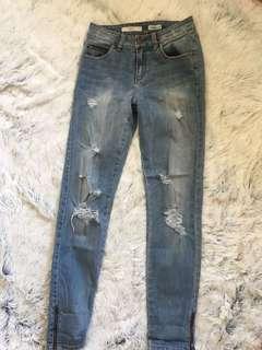 Wrangler Mid Rise Jeans