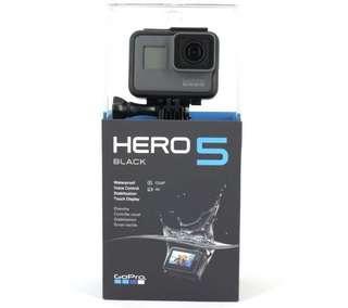 全新GoPro Hero 5