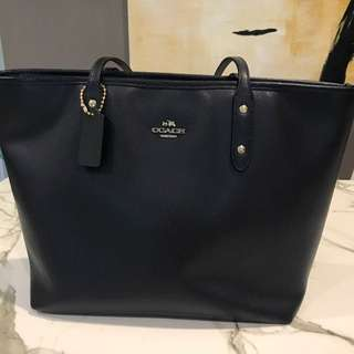 Coach shopping bag