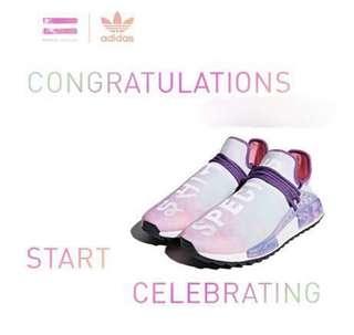 Adidas Pharrell Williams Human Race Holi Hu