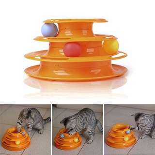 [Pre-order] Loop Round Ball Toy for Cat