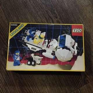 Lego 6893 Orion II Hyperspace Space: Futuron