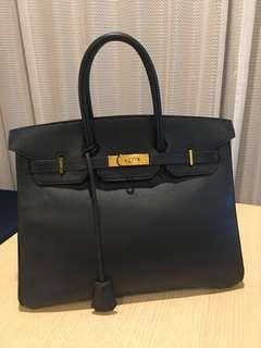 Hermes Birkin 35 Vintage