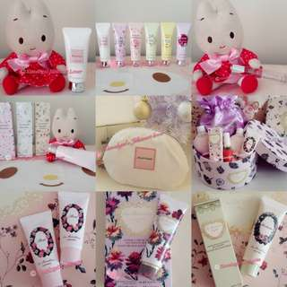 🐇💕HAPPY EASTER DISCOUNT➡️ FOLLOWERS to get!!💕🐇◆AUTHENTIC BRAND NEW SEALED◆ *RESTOCK MONTHLY* 🌟LIMITED EDITION🌟10ml White Floral Roll on/30ml Jillstuart & 49ml Laduree Handcream & Accessories storage box holder Pouch!💋No Pet No Smoker Clean Hse💋