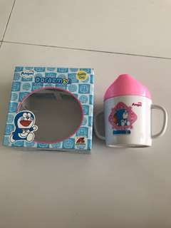 Doraemon training cup