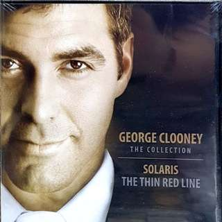 GEORGE CLOONEY 2IN1 DVD