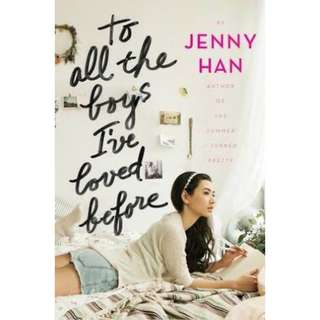 Jenny Han (To All The Boys I've Loved Before Books)