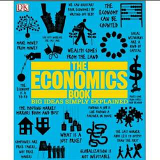 Ebook The Economics Book DK Publishing