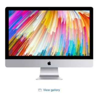 Apple iMac 27-inch top of the line