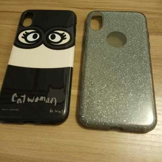 Mobile phone covers (2 covers)