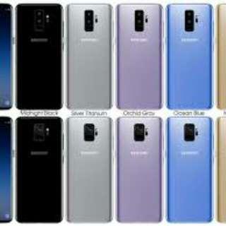 Samsung Galaxy S9+ 64GB Pre-Order