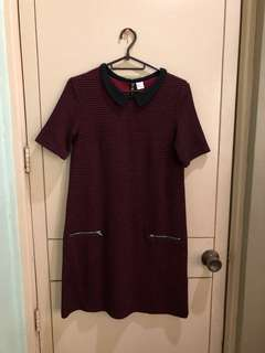 H&M Preppy Dress