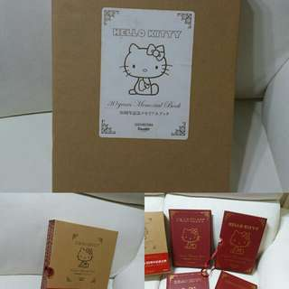 Japan sanrio hello kitty 30th Anniversary 紀念画册