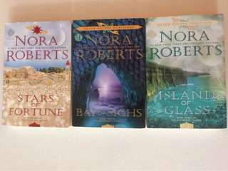 Nora Roberts' Guardian's Trilogy