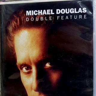 MICHAEL DOUGLAS 2IN1 DVD