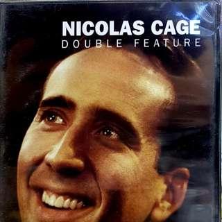 NICOLAS CAGE 2IN1 DVD