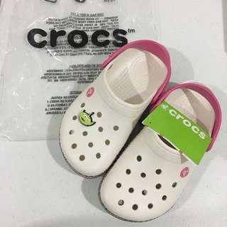 Brandnew Crocs From SG