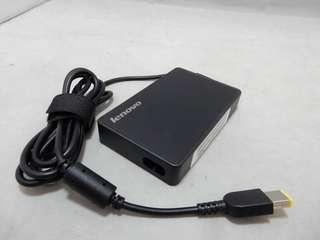 全新未開封 Lenovo ThinkPad 65w slim tip AC power adapter charger 火牛 x240 x250 x260 x270 火牛 三腳 方頭(長方形頭)
