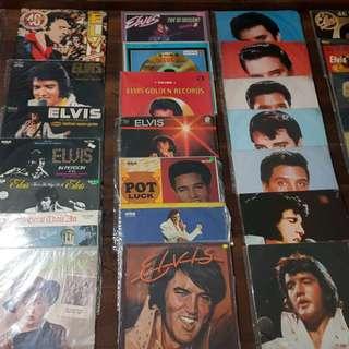 Vintage Elvis Presley LP Vinyl Set