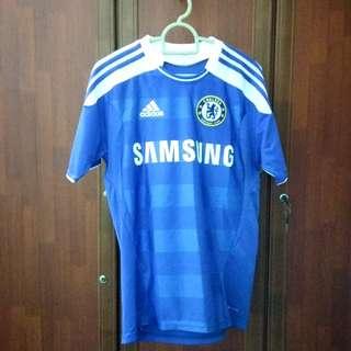 Original Chelsea Jersey Terry Adidas Climacool #Fesyen50