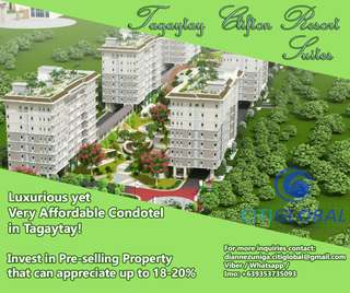 Tagaytay Clifton Resort Suites