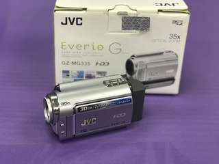JVC Hybrid 30GB Digital Camcorder GZ-MG335