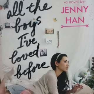 To all boys i loved before