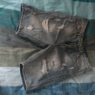 🚚 牛仔五分褲(含運)