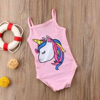 Unicorn Swimwear Pink