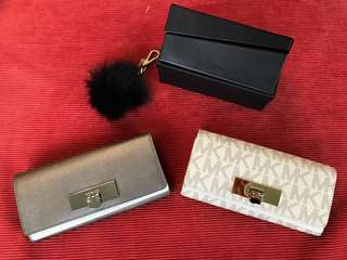 100% New Michael Kors Wallet from Italy