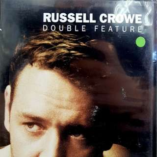RUSSELL CROWE 2IN1 DVD
