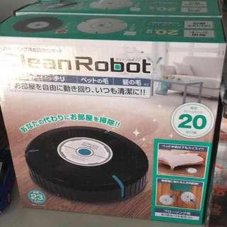 日本HAC掃地機器人