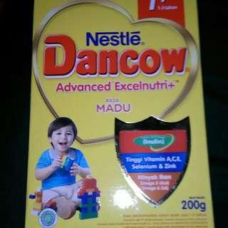 Dancow madu untuk umur 1 sampai 3 tHun