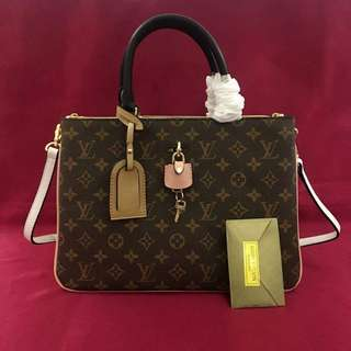 Trio Louis Vuitton Bag