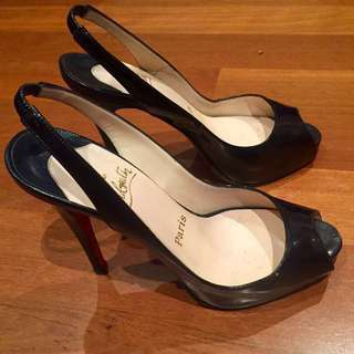 Authentic Christian Louboutin shoes Size 37
