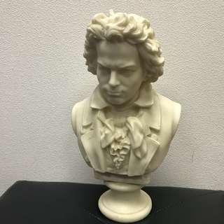 大理石貝多芬頭像