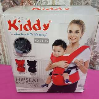 Kiddy Baby Hipseat 4 in 1