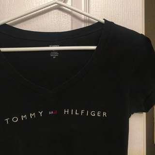 Vintage Tommy Hilfiger V-neck Tee