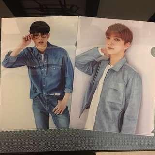 Seventeen Carat 2期會員 L-holder - Jun / Joshua (each)