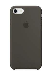 iPhone 8 / 7 矽膠保䕶殼 - 深橄欖色