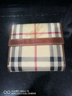 Burberry wallet Repriced!
